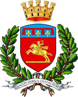 stemma di Ancona